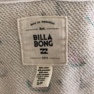 Billabong Shirts & Tops - Girl's Billabong Hoodie